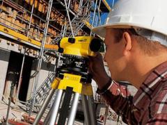 Наблюдение за деформациями зданий и сооружений