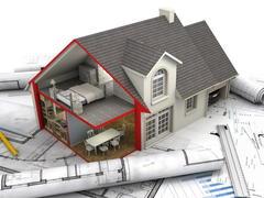 Проектирование частных коттеджей и загородных домов в Люберцах