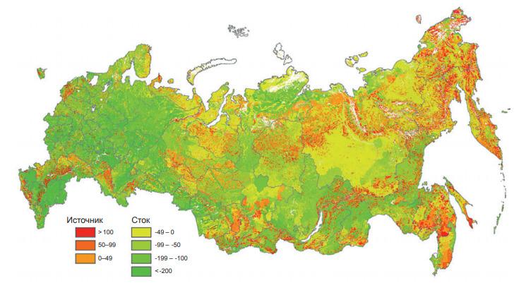 На глобальных картах покажут самые важные для сохранения биоразнообразия территории